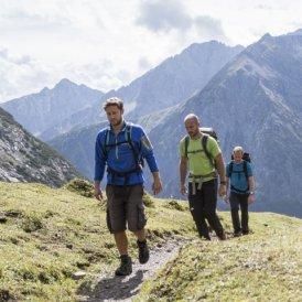 Korte men med masser af oplevelser - lette vandreture i Tirol, © Tirol Werbung / Gigler Dominik