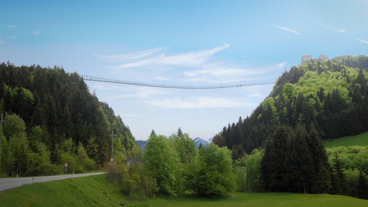 Udflugtstip i Tirol, © Strabag/Naturparkregion Reutte