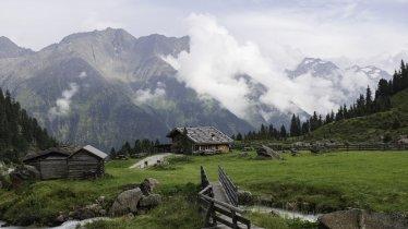 Ferie i bjerghytter i Østrig