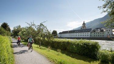 Innradweg, © Tirol Werbung/Frank Bauer
