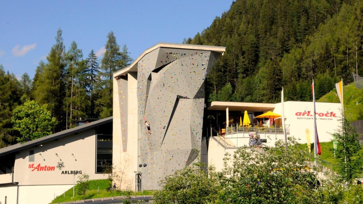 © St. Anton am Arlberg