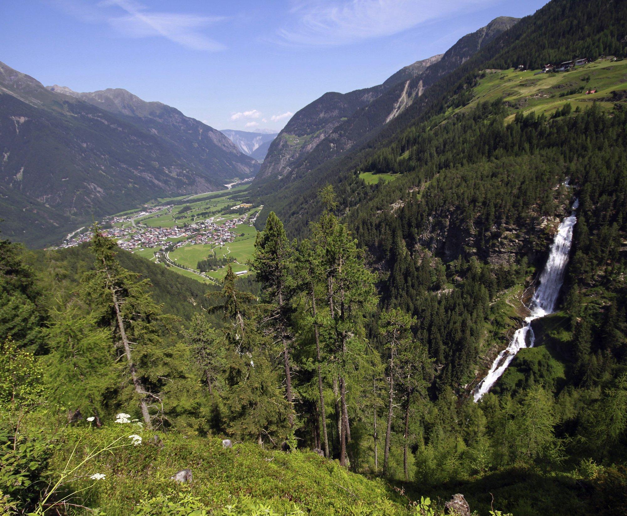 Stuibenfall , © Tirol Werbung/Bernhard Aichner