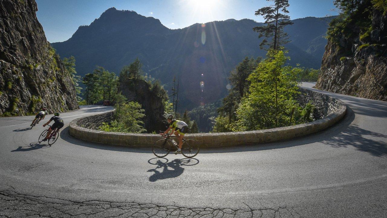 Giro Region 31: Rattenberg-turen, © Griessenböck
