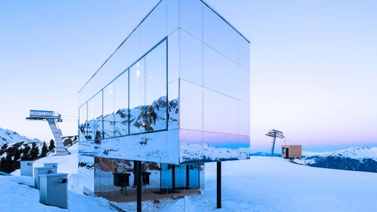 Kristallhütte i Hochzillertal, © Gruppe Schultz