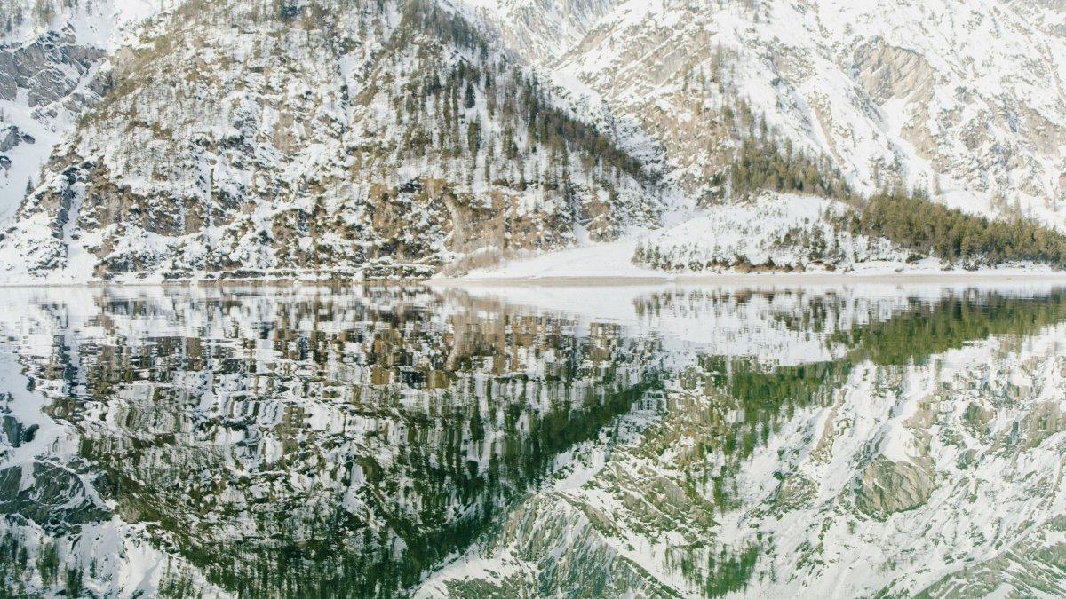 Spiegelbild auf dem Achensee, © Ramon Haindl