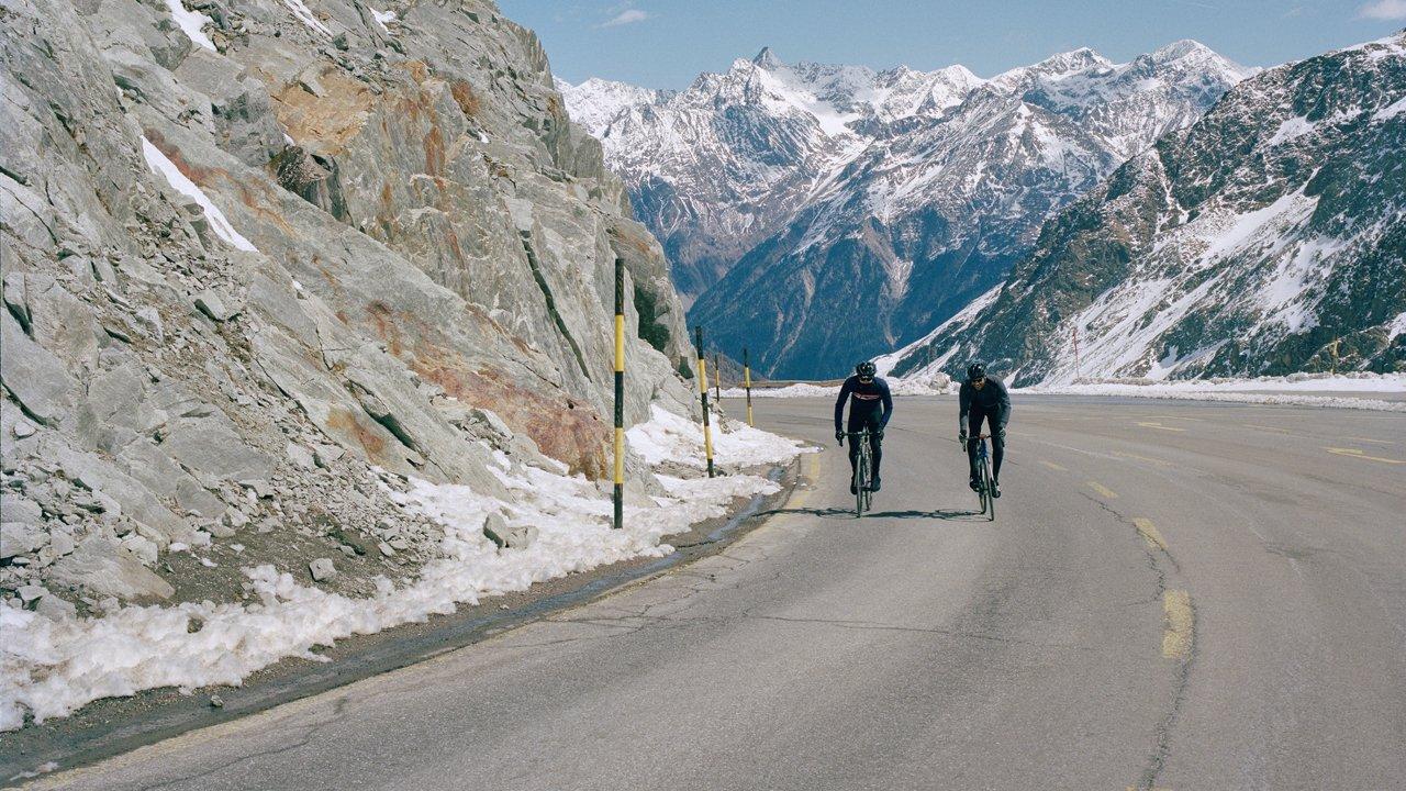 Ötztal gletschervej, © Tirol Werbung/Marshall George