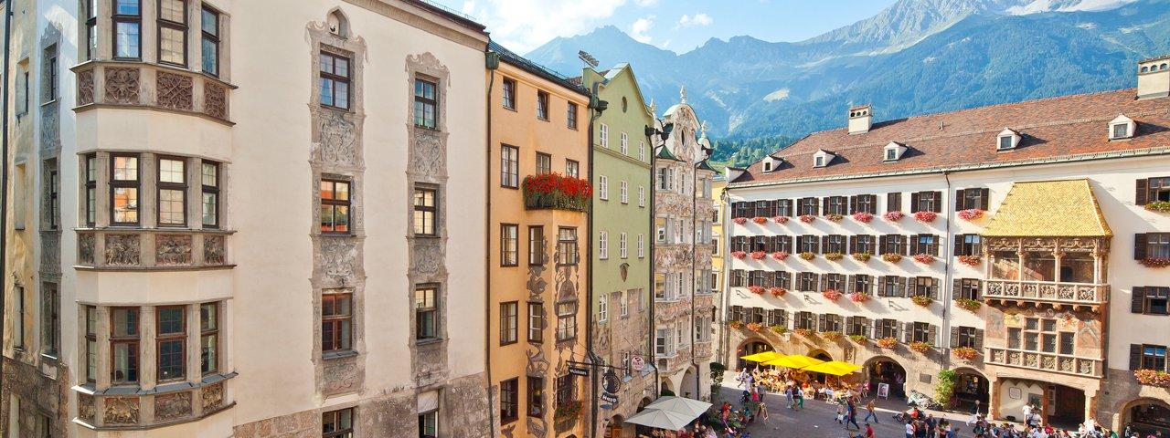 Innsbruck, © TVB Innsbruck / Christof Lackner
