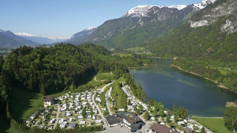 © Camping Seeblick Toni