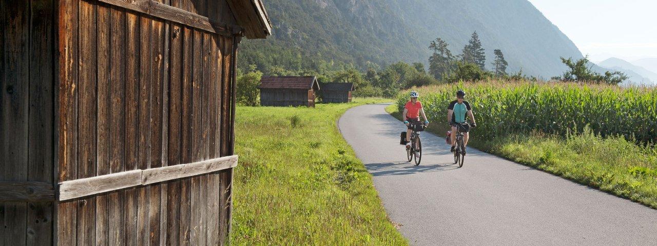 Cykelture og mountainbiking i Tirol , © Tirol Werbung/Frank Bauer