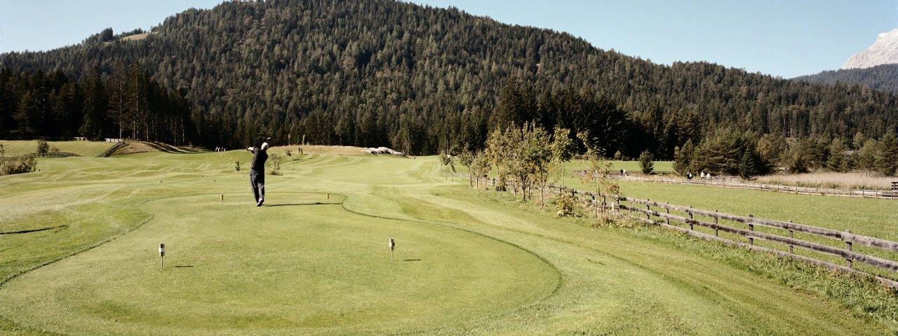 Golf, © Tirol Werbung / Madörin Tobias