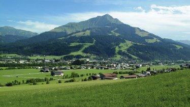 St. Johann om sommeren, © Kitzbüheler Alpen - St. Johann in Tirol