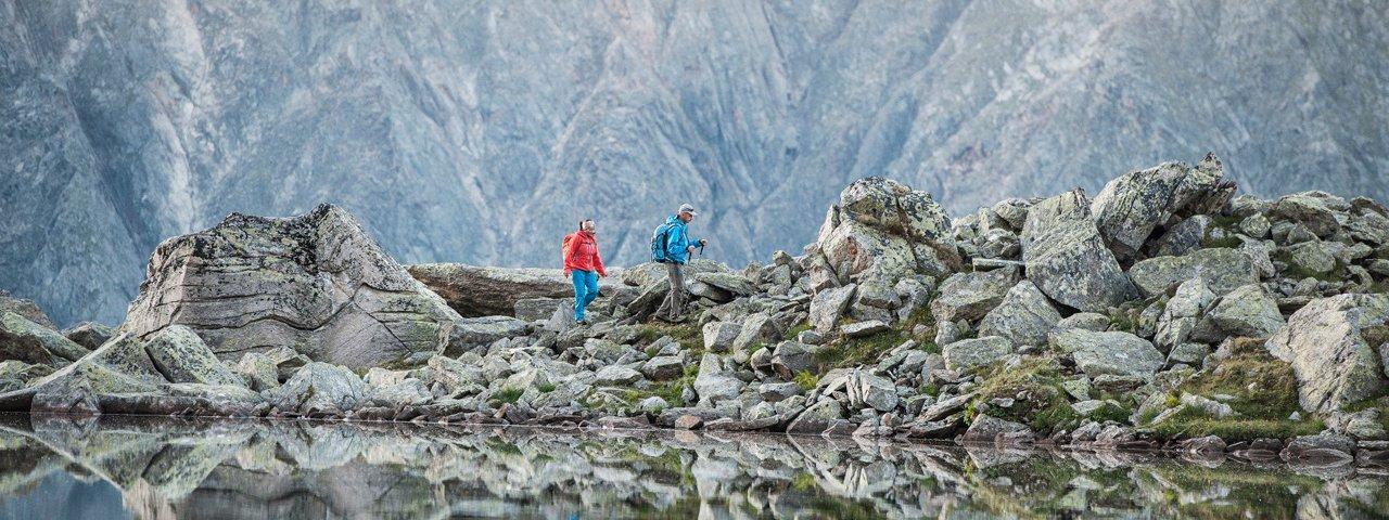 Forholdsregler, © TVB Stubai Tirol/Andre Schönherr